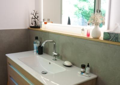 Kundenbad Fa. Daum Heizung und Sanitär GmbH Bensheim
