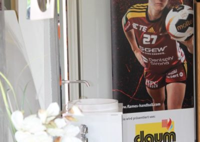 Badausstellung Firma Daum Heizung- Sanitär Bensheim GmbH