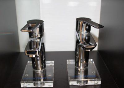 Waschtischarmaturen Ausstellung Firma Daum Heizung- und Sanitär GmbH Bensheim