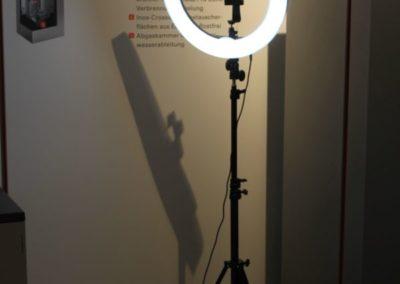 Ausstellung Firma Daum Heizung- und Sanitär Bensheim