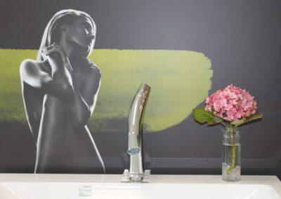 Design-Badgarnitur Firma Daum Heizung- und Sanitär GmbH